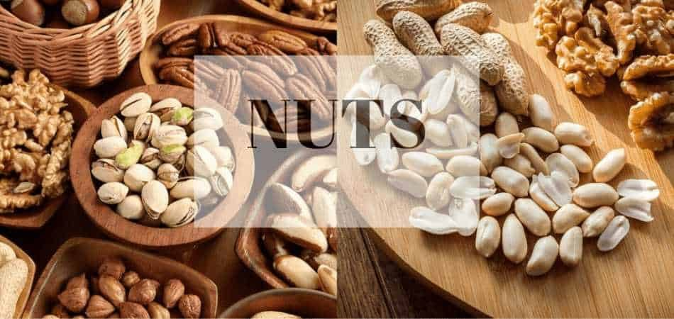 eat nuts everyday