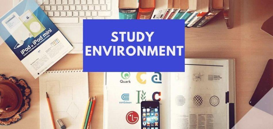 study-environment