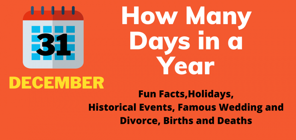 how many days in a year