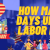 How Many Days until Labor Day- Facts,Holidays,Events
