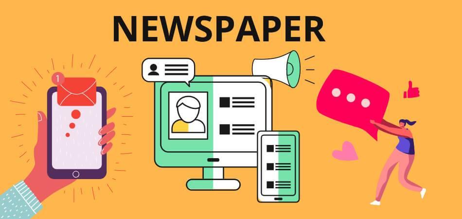 newspaper-full-form