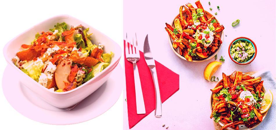 caesar salad nutrition facts
