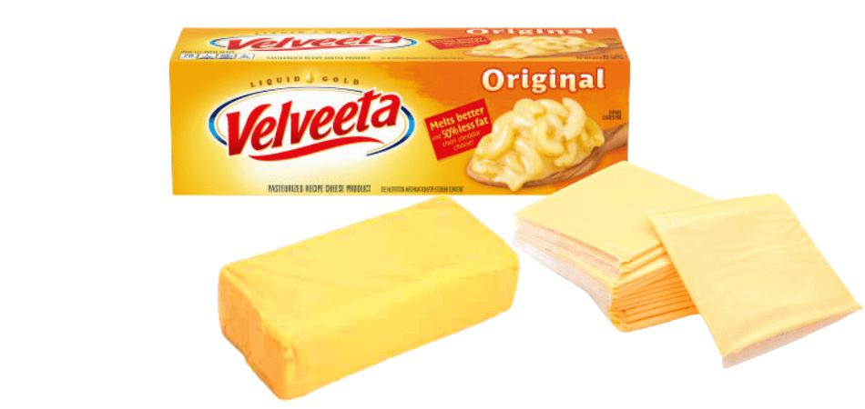velveeta cheese nutrition facts