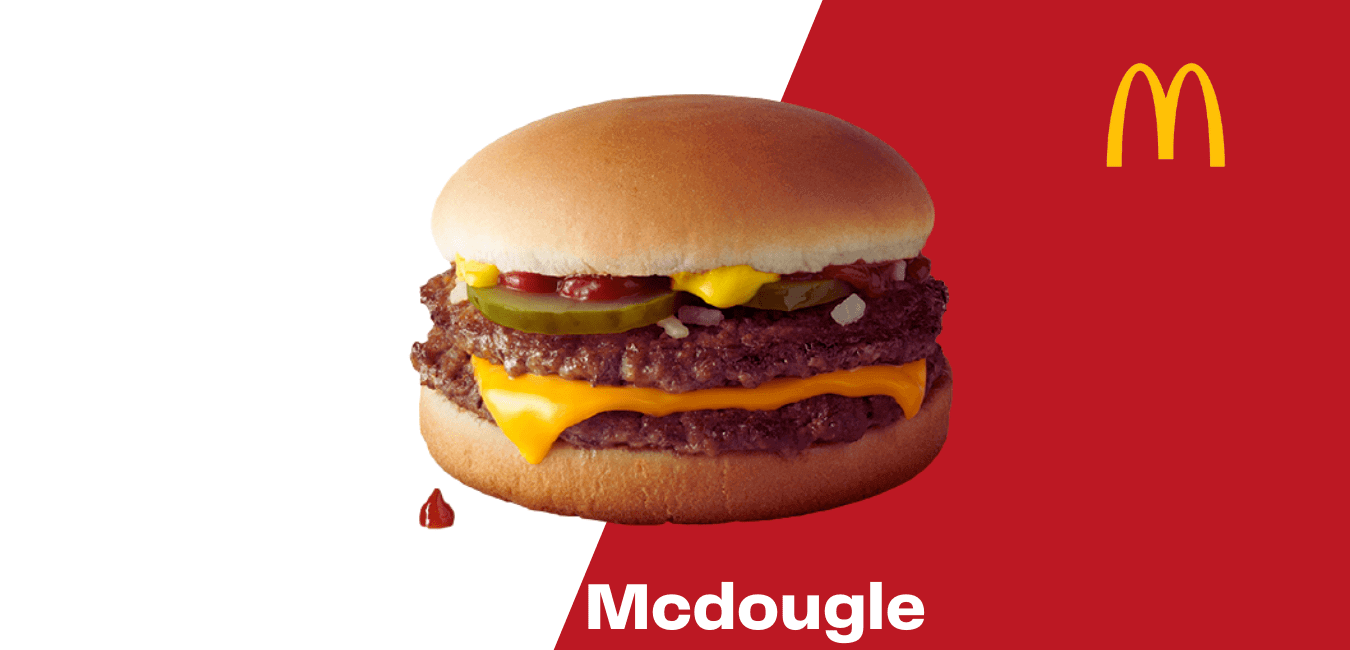 Mcdougle Nutrition Facts