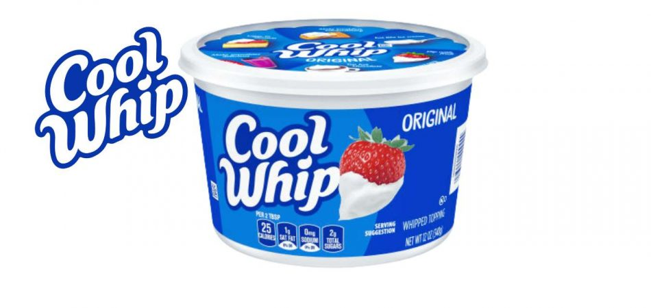 cool whip nutrition facts