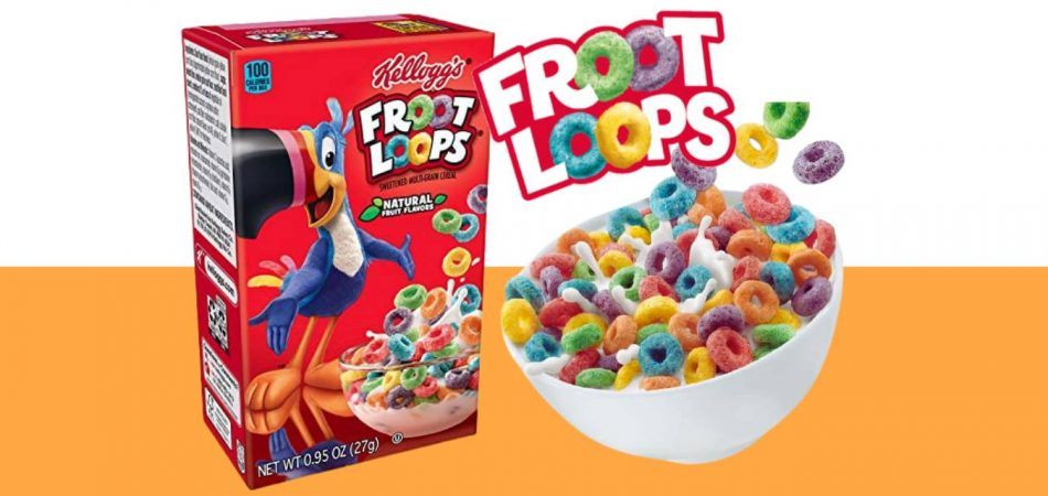 Fruit Loops Nutrition Facts