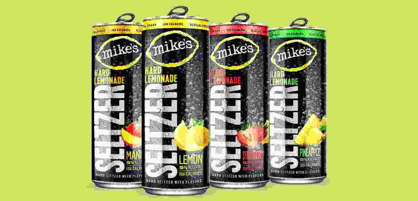 mike's hard lemonade nutrition facts