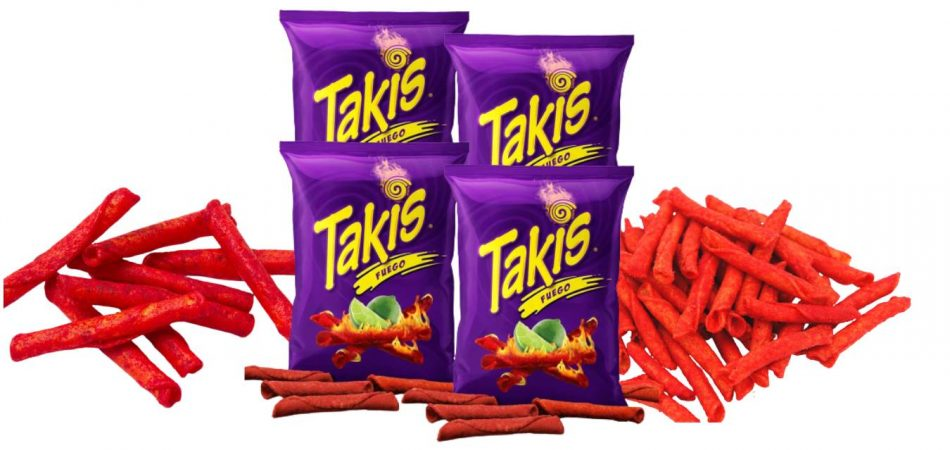 takis nutrition facts
