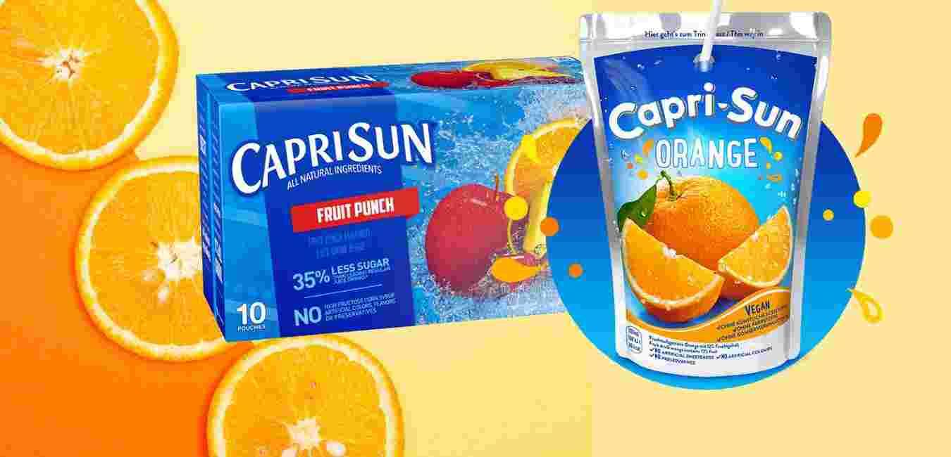 capri sun nutrition facts