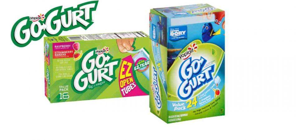 Gogurt Nutrition Facts